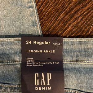 GAP Jeans - GAP embellished jegging